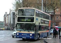 Dublin Bus AV82 (00D40082). (Fred Dean Jnr) Tags: april2005 dublin dublinbus busathacliath dublinbusbluecreamlivery volvo b7tl alexander alx400 collegestreetdublin dbrook dublinbusroute84x av82 00d40082