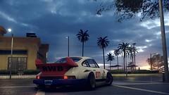 911 (ElementoMagico) Tags: porsche 911 1971 71 277 magos walker rwb need fors speed 2015 night sunset