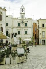 Puglia 2016-68 (walter5390) Tags: puglia apulia italia italy south sud meridione meridionale polignano mare piazza orologio clock tower square plaza tore architettura architecture