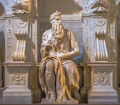 Roma (RM), 2018, Chiesa di San Pietro in Vincoli. (Fiore S. Barbato) Tags: lazio roma chiesa basilica san pietro sanpietro vincoli catene tomba mausoleo giulio michelangelo mosé scultura italy
