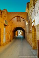 Yazd street (Alessandro Speciale) Tags: iran yazd unesco photo history empire persia persich farsi earth world desert travel viaggi alessandro