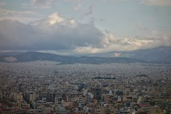 DSC04330-01 (Patryk.Rej) Tags: greece athens landscape view city cityview sonyrx100 sky clouds details