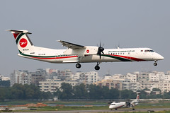 S2-AJW Biman Bangladesh Airlines De Havilland Canada DHC-8-400. (Samee55) Tags: bangladesh dhaka dhakagram 2018 vghs dac hsia psbd planespotting planespotter aircraft aircraftphotos avgeek aviation aviationphotography aviationimages aviationinbangladesh aviationphotos canon canonphotography canonaviation bg bimanbangladeshairlines civilaviation civilaviationinbangladesh flagcarrier turboprop dash8 q400 s2ajw