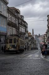 Elétrico 22 (Porto) (Tormod Dalen) Tags: portugal porto street tram elétrico tramway