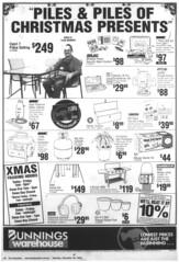 Bunnings - Christmas (RS 1990) Tags: newspaper microfilm australia southaustralia theadvertiser australian adelaide bunnings 2005 december