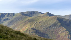 Helvellyn (l4ts) Tags: landscape cumbria lakedistrict patterdale placefell helvellyn catstycam fells mountains autumn autumncolours stridingedge swiraledge