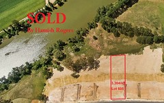 Lot 605, Cleary Drive, Pitt Town NSW