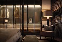 Armadio CONTROLUCE wardrobe (MAZZALI bespoke italian furniture) Tags: design furniture armadio bedroom interior mazzali parma madeinitaly bespoke