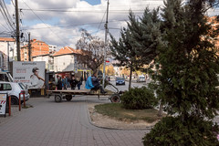 Kosovska Mitrovica, Jug/South (71piotr) Tags: balkan балкан novipazar sandżak serbija serbia kosovskamitrovica mitrovica kfor kosovo