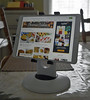 My Digital Recipe Book (☼☼ Jo Zimny Photos☼☼) Tags: flickrfriday tech ipad recipebook digital