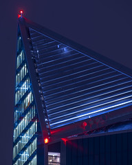 Scalpel Triangle (JH Images.co.uk) Tags: london scalpel hdr dri night triangle skyscraper twilight architecture