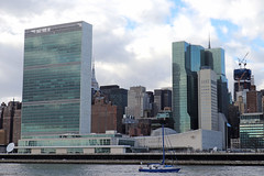 United Nations (jschumacher) Tags: nyc rooseveltisland unitednations un