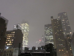 IMG_5064 (Brechtbug) Tags: 2018 november evening blizzard snow storm hells kitchen clinton near times square broadway nyc 11152018 new york city midtown manhattan snowing storms snowstorm winter weather building fog like foggy hell s nemo southern view ny1snow