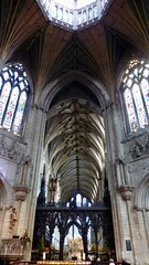 Ely Cathedral (carolyngifford) Tags: elycathedral ely cambridgeshire lantern octagon vaulting
