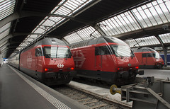 460033 (Lucas31 Transport Photography) Tags: zurich trains railway sbb