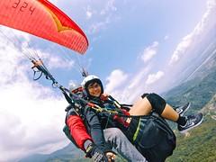 (こうよう/ Valérie) Tags: paragliding taitung