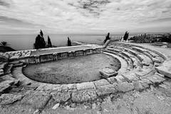 Byblos Theater (hansekiki) Tags: libanon lebanon byblos weltkulturerbe sw architektur architecture canon 5dmarkiii