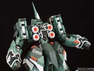 Steel Legend Metal Build Kshatriya 19 by Judson Weinsheimer