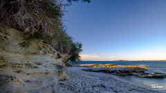 JHG_GFX50s-013508.jpg (Julian Gazzard) Tags: sand landscape beachumbrellas nature water recreation holiday sea ocean color stunning ripplesinwater sky green getaway yellow rockpool bay outdoors beach pattern pretty murraysbeach sunset travel veiw australia sundown rocks jervis vacation erosion red waves booderie bluegumtree blue national tourism beautiful bright reflection leisure afternoon scenic park jervisbay coast clouds environment