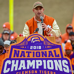 2018 National Championship Celebration