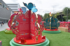 Horoscope - Monkey (chooyutshing) Tags: chinesezodiacanimal monkeyhoroscope display chinesenewyear2019 lunarnewyear festival celebrations plaza vivocity singapore
