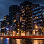 Lelystad at night thumbnail