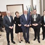 Bundespräsident Frank-Walter-Steinmeier zu Besuch in Krefeld ()