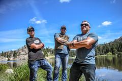 1 VCRTS 2018 Custer Motorcycle Ride Ermin Husidic, Rob Pinkham and Moses Sonera SLP_2219