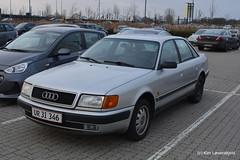 1991' Audi 100 (Kim-B10M) Tags: ur31346 100 audi