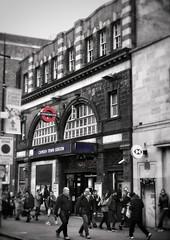 Northern Line: Camden Town