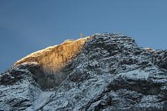 Loen lift -|- Loen Sky Lift (erlingsi) Tags: loen mountain winter fjell nordfjord hoven sollys lighted sunlight skylift loenskylift