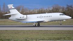 HB-JEF (Breitling Jet Team) Tags: hbjef ex oehgm euroairport bsl mlh basel flughafen lfsb eap