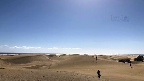 Maspalomas Dunes, Gran Canaria, Spain - 2188
