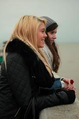 IMG_0075 (boeddhaken) Tags: duoshoot brunette blond blondhair brownhair sexywomen dreamwomen youngwomen women beautifulwomen belgium belgianmodels belgiummodels models greatmodels model greatmodel whitemodel caucasianmodel caucasianmodels caucasian girls dreamgirls 2girls lovelygirls sexygirls cutegirls sea northsea coast beach breakwater dunes