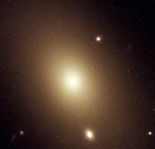 IC 1101 (Abell 2029) - First Draft
