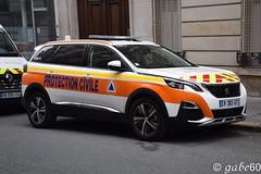 Protection Civile (rescue3000) Tags: peugeot 5008 protection civile paris seine 15 paris15 civil véhicule liaison vl vehicle connection dupleix voiture ambulance ems emergency suv