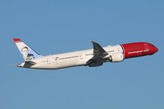 G-CKWD - LGW (B747GAL) Tags: norwegian boeing b7879 dreamliner egkk lgw gatwick gckwd