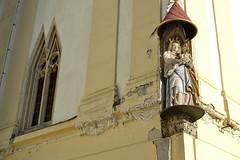 2018-10-05: Mary & Child (psyxjaw) Tags: bratislava slovakia central europe trip holiday friday october sun autumn