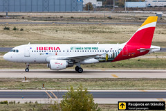 Airbus A320 Iberia (Olive oil from Spain livery) EC-MFP (Ana & Juan) Tags: airplane airplanes aircraft airport aviation aviones aviación airbus a320 iberia taxiing madrid mad madridbarajas barajas lemd spotting spotters spotter planes canon closeup special livery