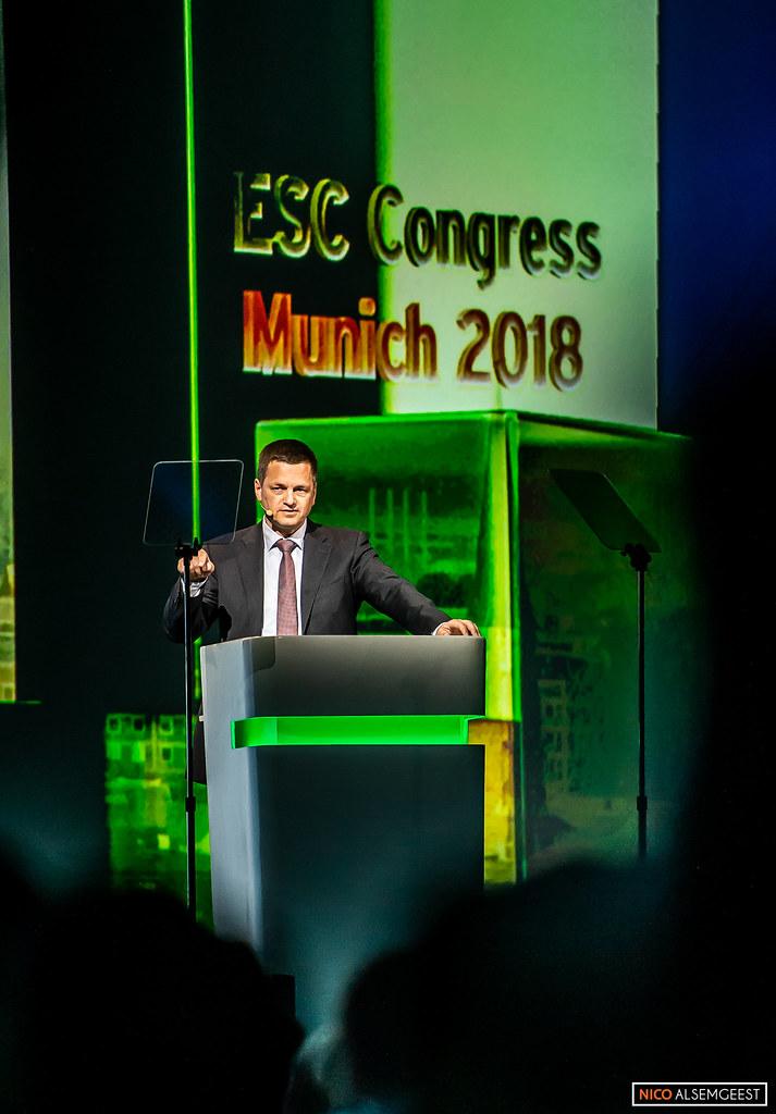 ESC Congress Munich 2018