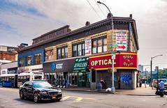 The McCrorey Building (Eridony (Instagram: eridony_prime)) Tags: newyorkcity bronxcounty newyork nyc bronx thebronx southbronx melrose thehub businessdistrict woodstock