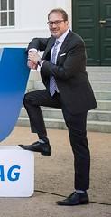 Alexander Dobrindt 03 - black dress shoes (TBTAOTW2011) Tags: fashion daddy politician dress shoes leather suit tie old mature dad slim black glasses