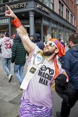 Red Sox Parade_20181031_011 (falconn67) Tags: redsox worldseries parade champions 2018worldseries baseball mlb boston duckboat canon 5dmarkiii 35350mmf3556usml machoman costume randysavage wwe wwf worldwrestling