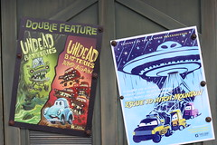"Cars Land at Halloween • <a style=""font-size:0.8em;"" href=""http://www.flickr.com/photos/28558260@N04/31108996277/"" target=""_blank"">View on Flickr</a>"
