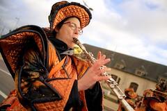DSC05882 (Distagon12) Tags: portrait personnage people sonya7rii summilux wideaperture dreux défilé parade fête flambarts fêtesderue