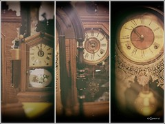 Faces (* Gemini-6 *) Tags: clock faces antique round time hands
