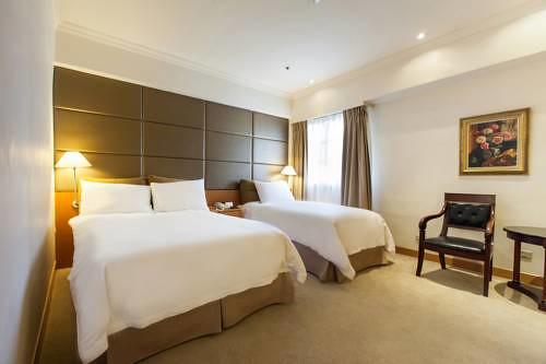 台北の日系ホテル:グロリア プリンス ホテル 台北