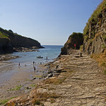 Port Gaverne, Cornwall - July 2018 thumbnail