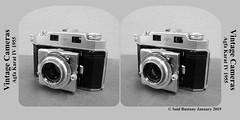 Agfa_Karat_IV_stereokarte_bw_P1330669 (said.bustany) Tags: 2018 1955 agfa karat kleinbild 35mm kamera camera messucher stereo stereokarte bw public