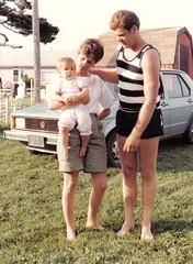 PEI - 1984-07-01 (MacClure) Tags: canada pei princeedwardisland souris family brandy janet laurie